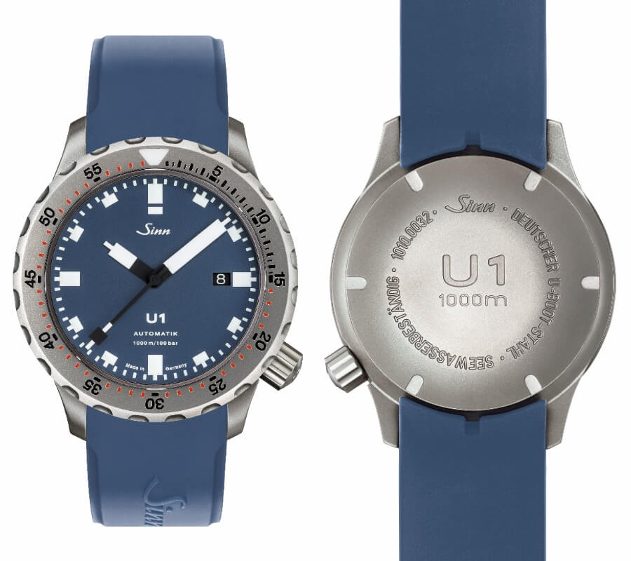 Sinn U1 B Dive Watch