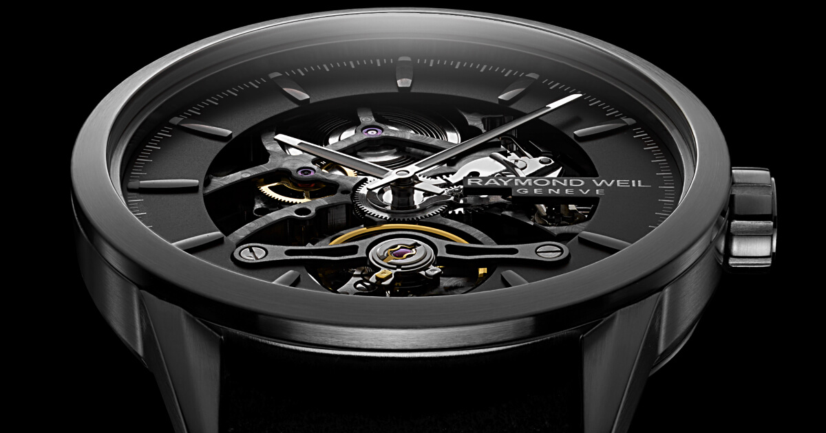 Raymond Weil Freelancer Calibre RW1212 Skeleton (Pictures and Specifications)