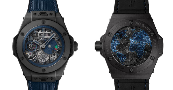 Hublot Big Bang Meca-10 P2P (Pictures and Price)