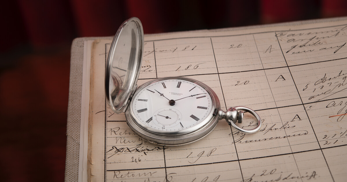 The Oldest Longines Watch Known To Date