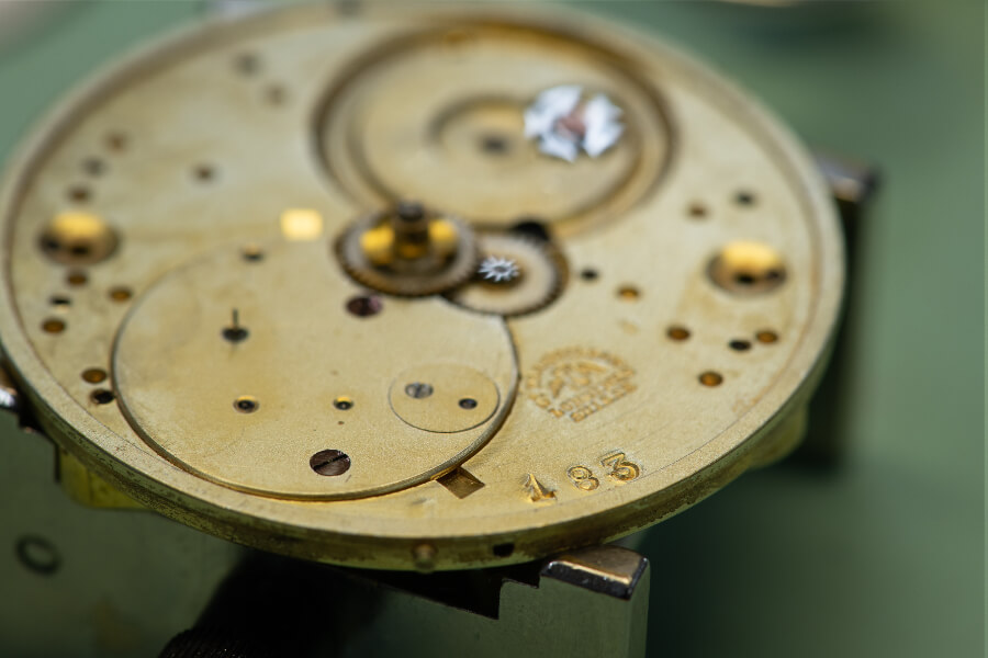 Longines 183 Watch Movement