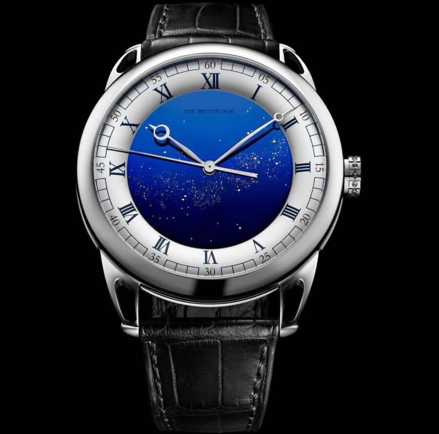 De Bethune DB25 Starry Varius Chronomètre Tourbillon