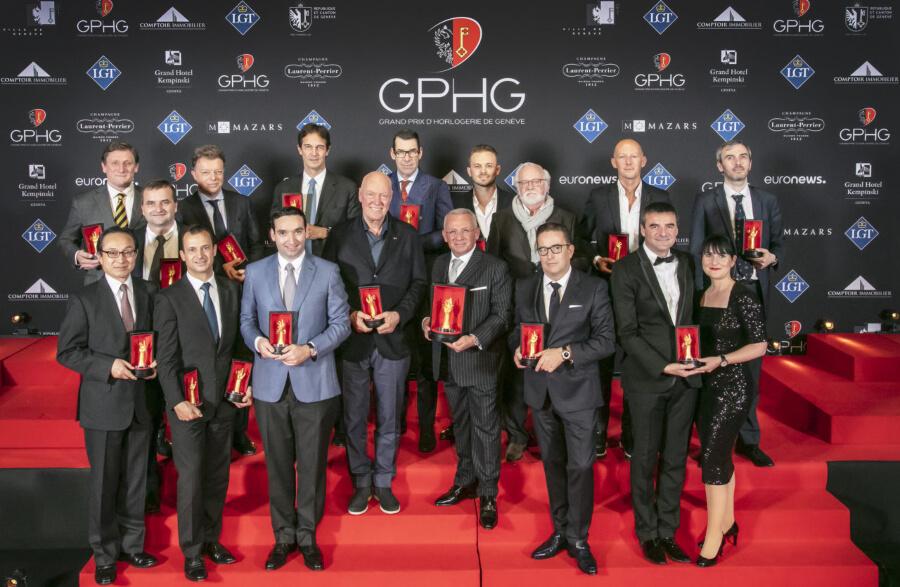 The Winners GPHG 2018