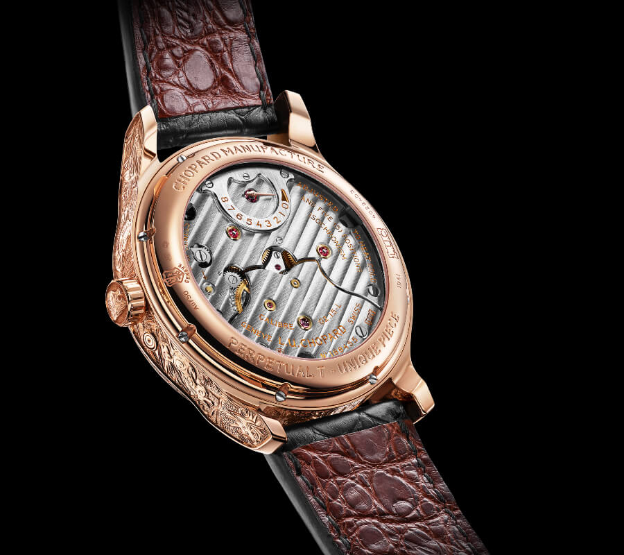 Chopard L.U.C Perpetual T Spirit Of The Chinese Zodiac Movement