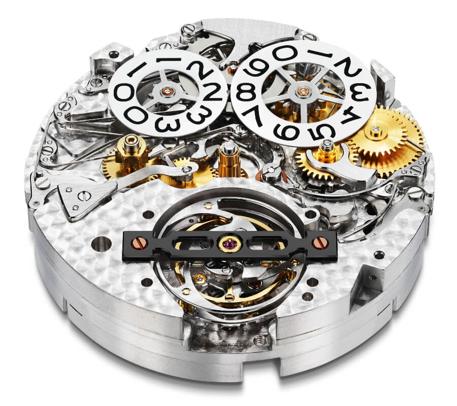 Chopard L.U.C 02.15-L Movement