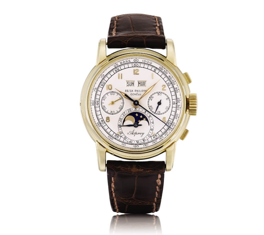 Patek Philippe The Asprey
