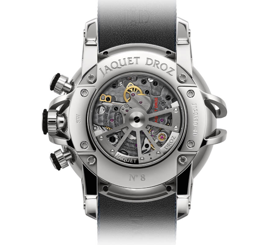 Jaquet Droz SW Chrono Movement