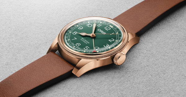 Oris Big Crown Pointer Date 80th Anniversary Edition (Pictures and Price)