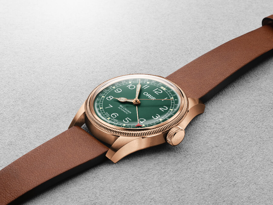 The New Oris Big Crown Pointer Date 80th Anniversary Edition