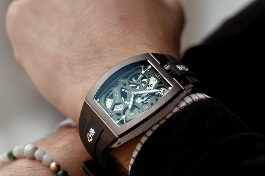 Corum Heritage Lab 01 Watch Review