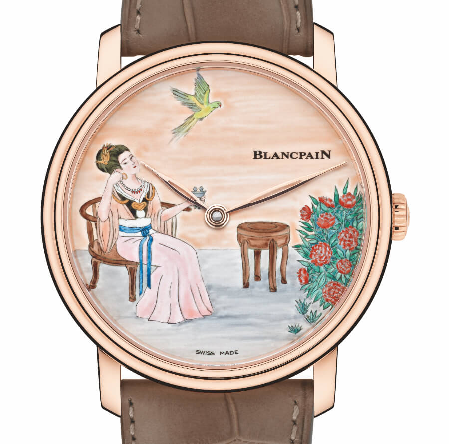 Blancpain Great Beauties Yang Guifei