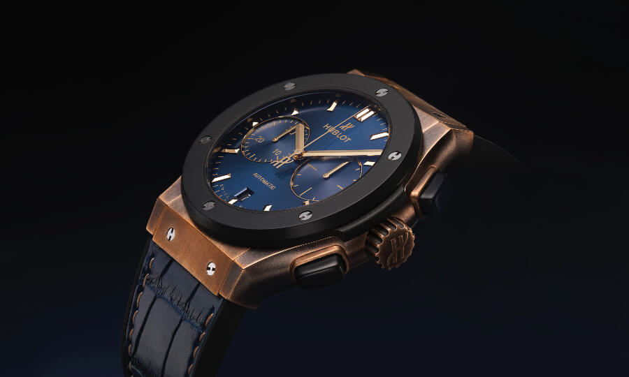 Hublot Chronograph Bronze