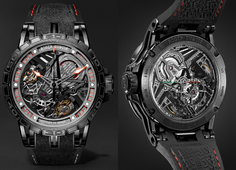 Roger Dubuis Mens Watch