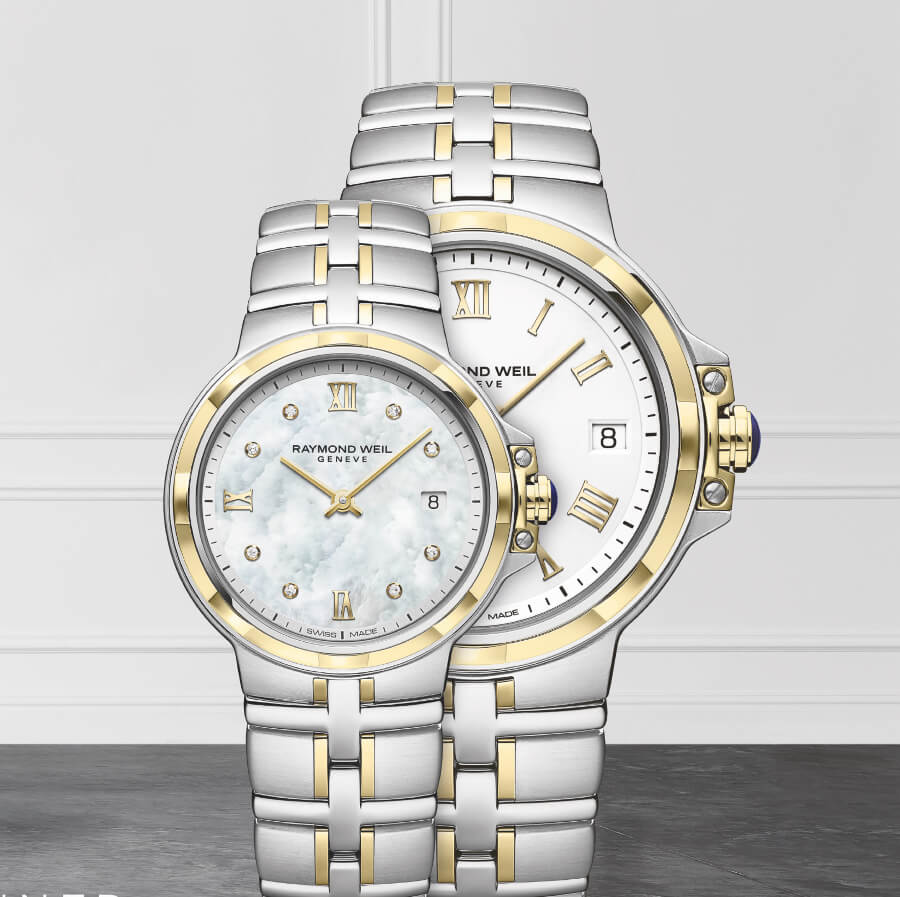 Raymond Weil Parsifal Collection