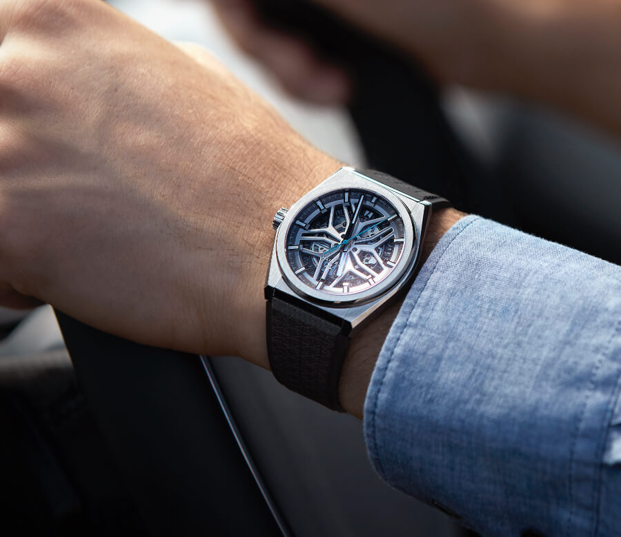 Zenith Defy Classic Range Rover Special Edition Watch Review