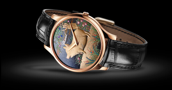 Chopard L.U.C XP Urushi Year of the Pig