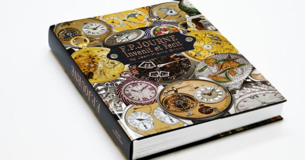 F.P. Journe - Invenit et Fecit Book by Jean-Pierre Grosz