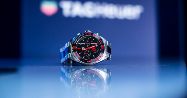 TAG Heuer Formula 1 Max Verstappen Special Edition 2018 (Pictures and Price)