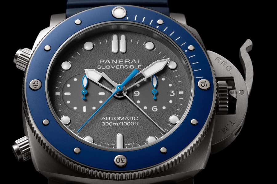 Panerai Submersible Chronograph