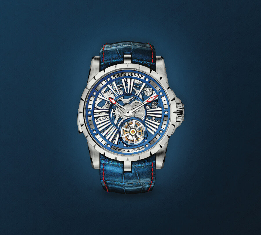 Roger Dubuis Minute Repeater