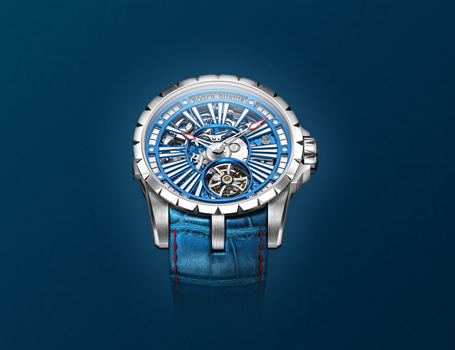 The New Roger Dubuis Excalibur Millésime Timepiece