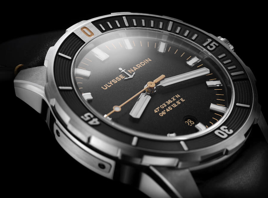 The New Ulysse Nardin Diver 42 mm