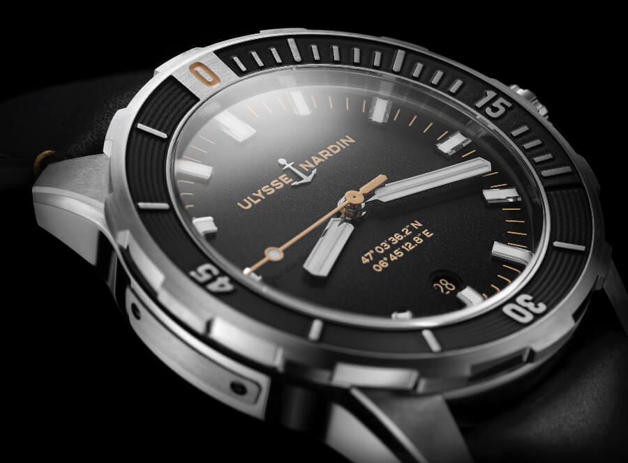 The New Ulysse Nardin Diver 42 mm