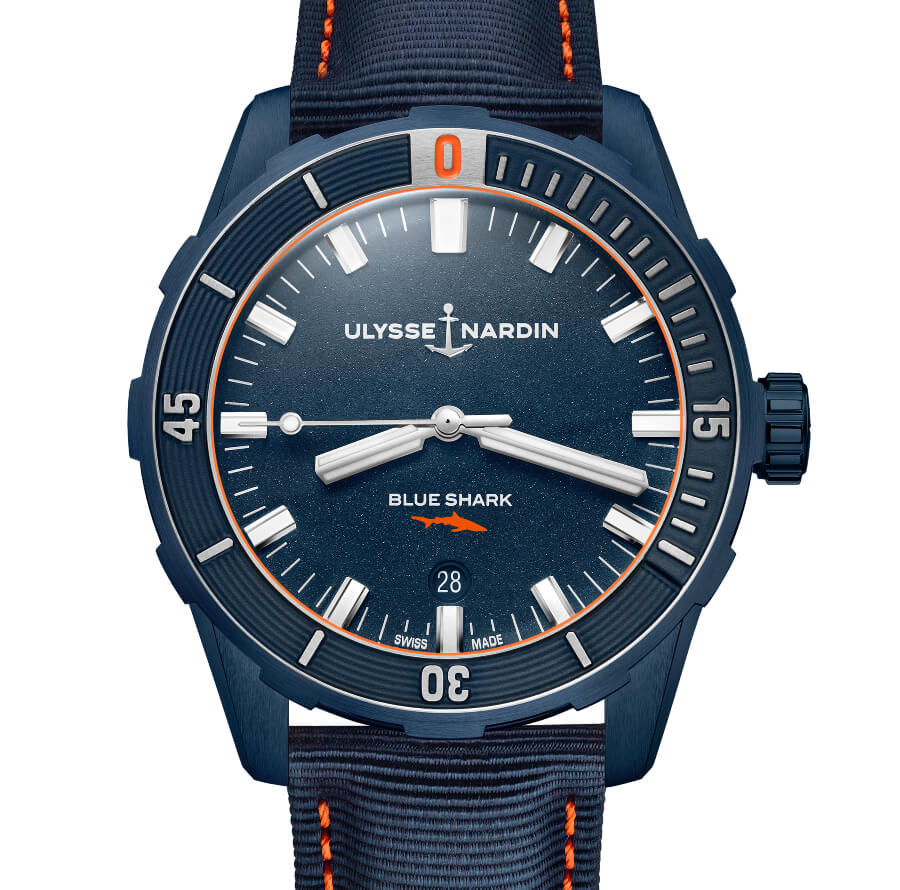 Ulysse Nardin Diver Blue Shark Limited Edition