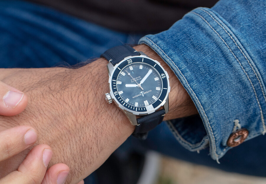 Ulysse Nardin Diver 42 mm Watch Review