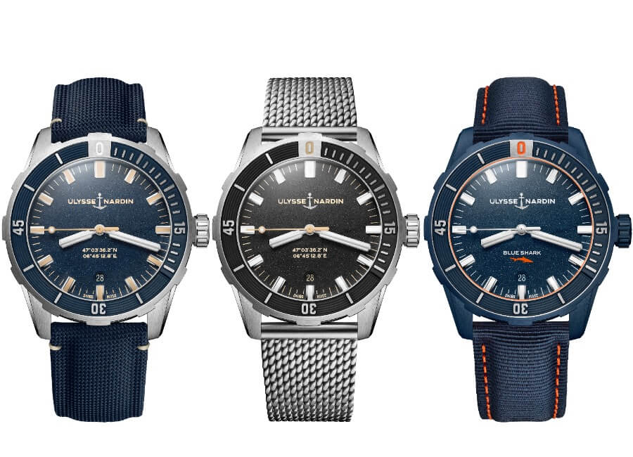 Ulysse Nardin Diver Watch
