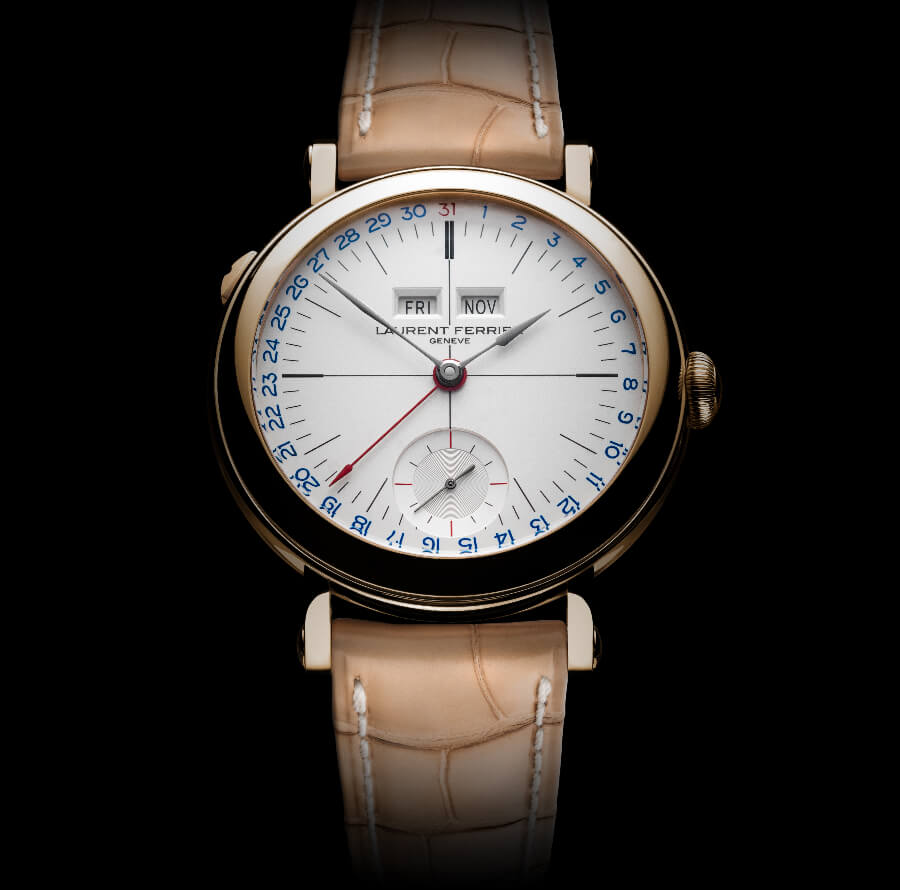 Laurent Ferrier Calendar