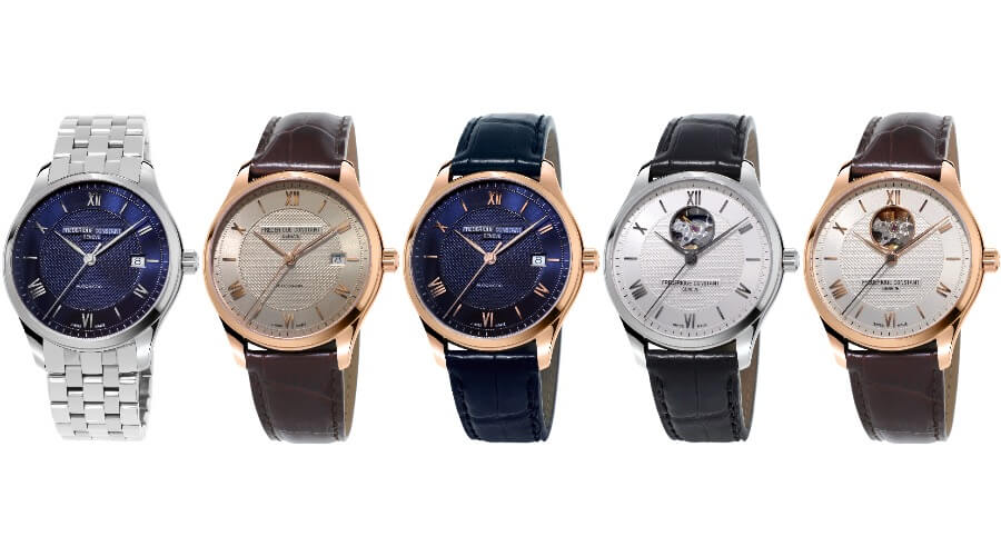Frederique Contant Men Watches
