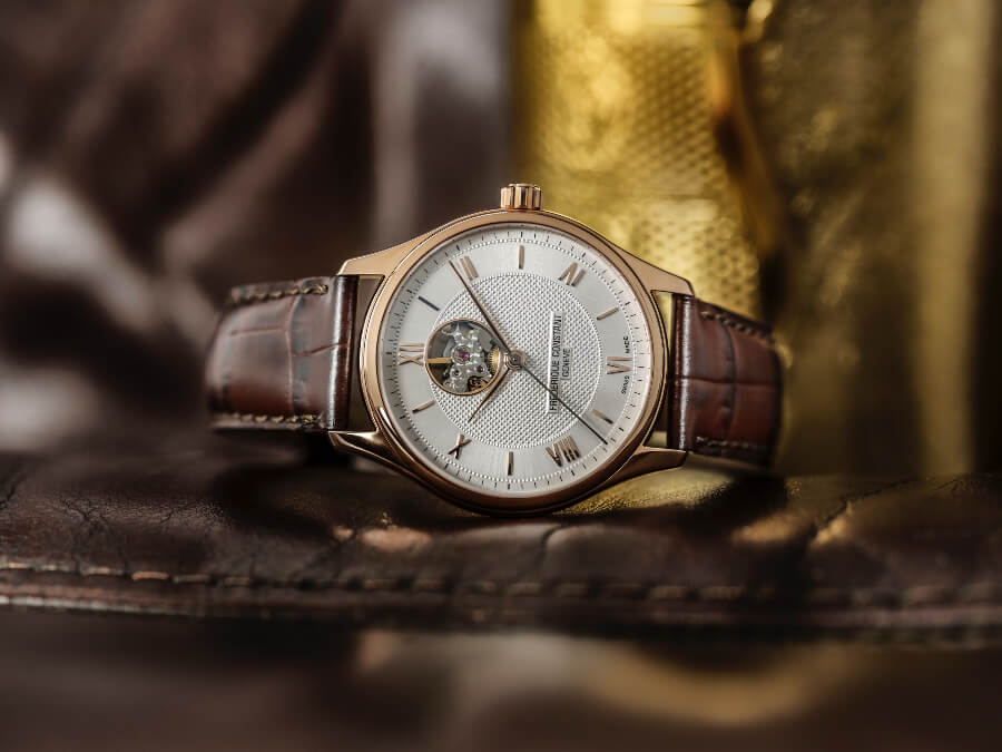 The New Frederique Constant Classics Index Automatic Heart Beat