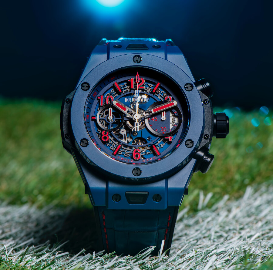 The New Hublot Big Bang Unico Special One