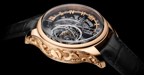 """Vacheron Constantin Les Cabinotiers """"Mécaniques Sauvages"""" Timepieces"""