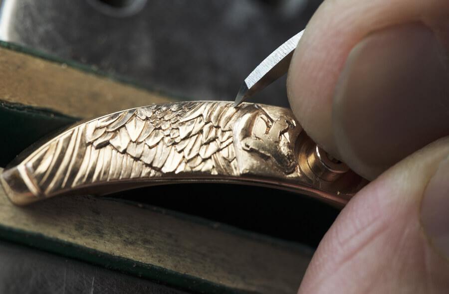 Vacheron Constantin Hand Finising
