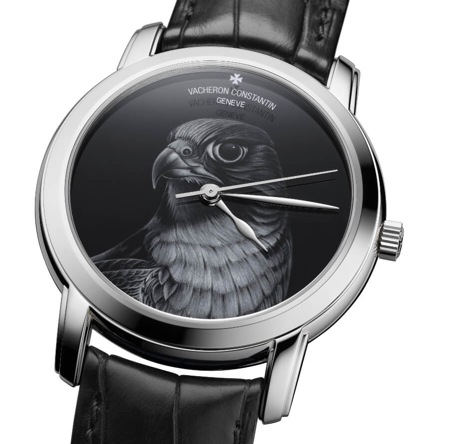 Vacheron Constantin Les Cabinotiers Grisaille Falcon