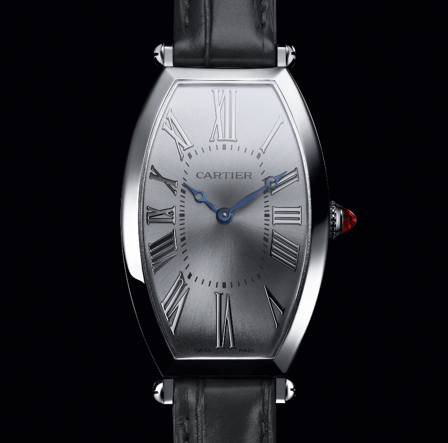 Cartier Prive Tonneau Large Model Watch Review