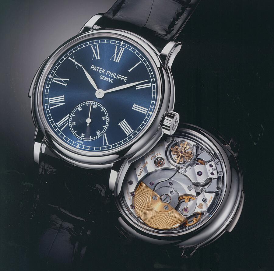 Patek Philippe Blue Dial