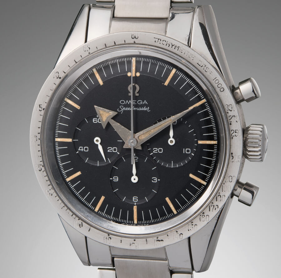 Omega Reference 2915-2, from 1958
