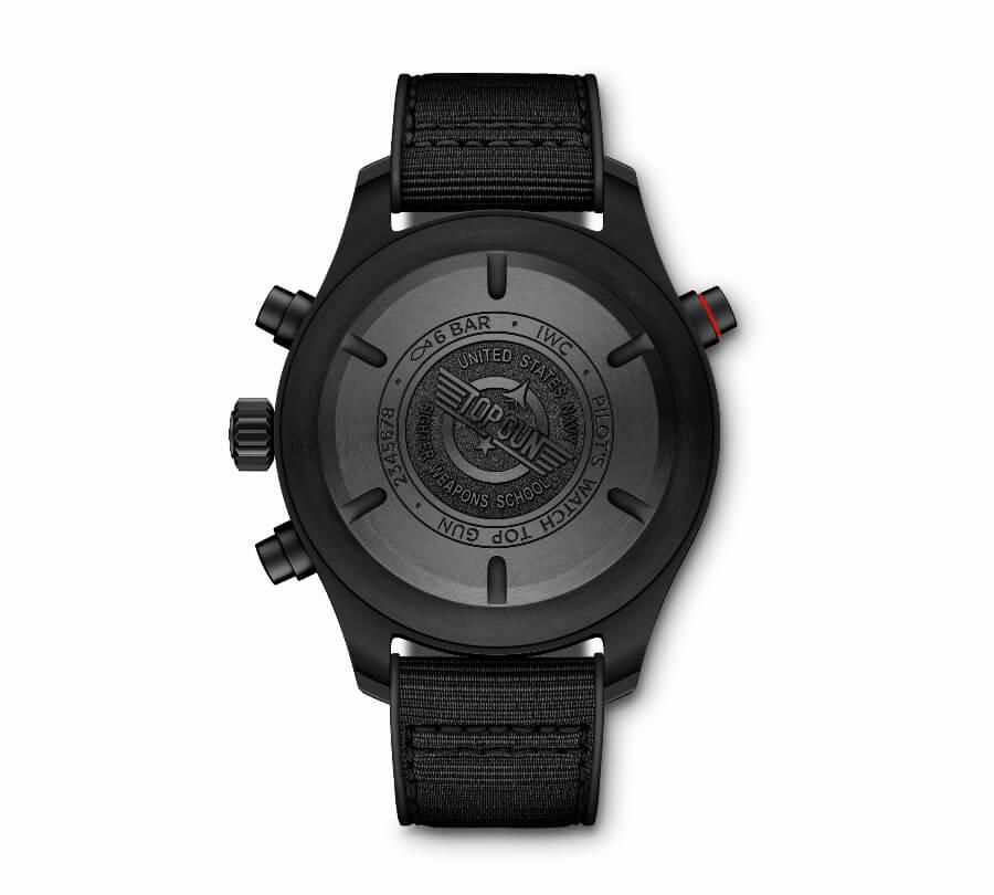 IWC Pilot's Watch Double Chronograph