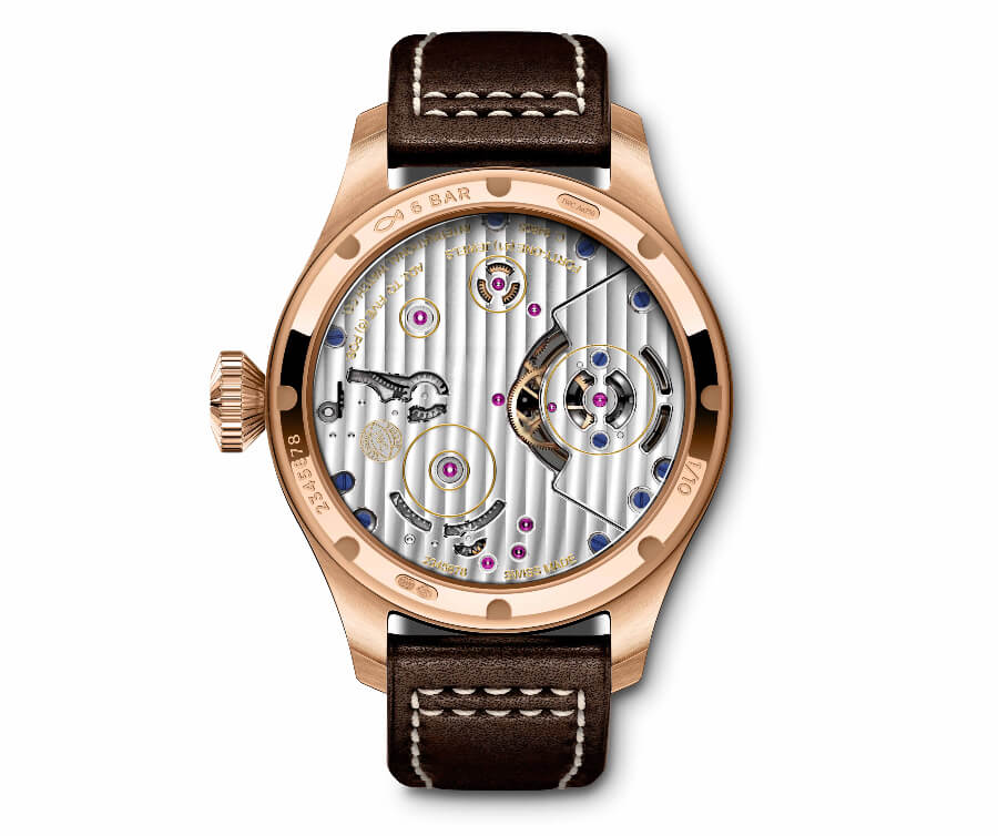 IWC Tourbillon Movement