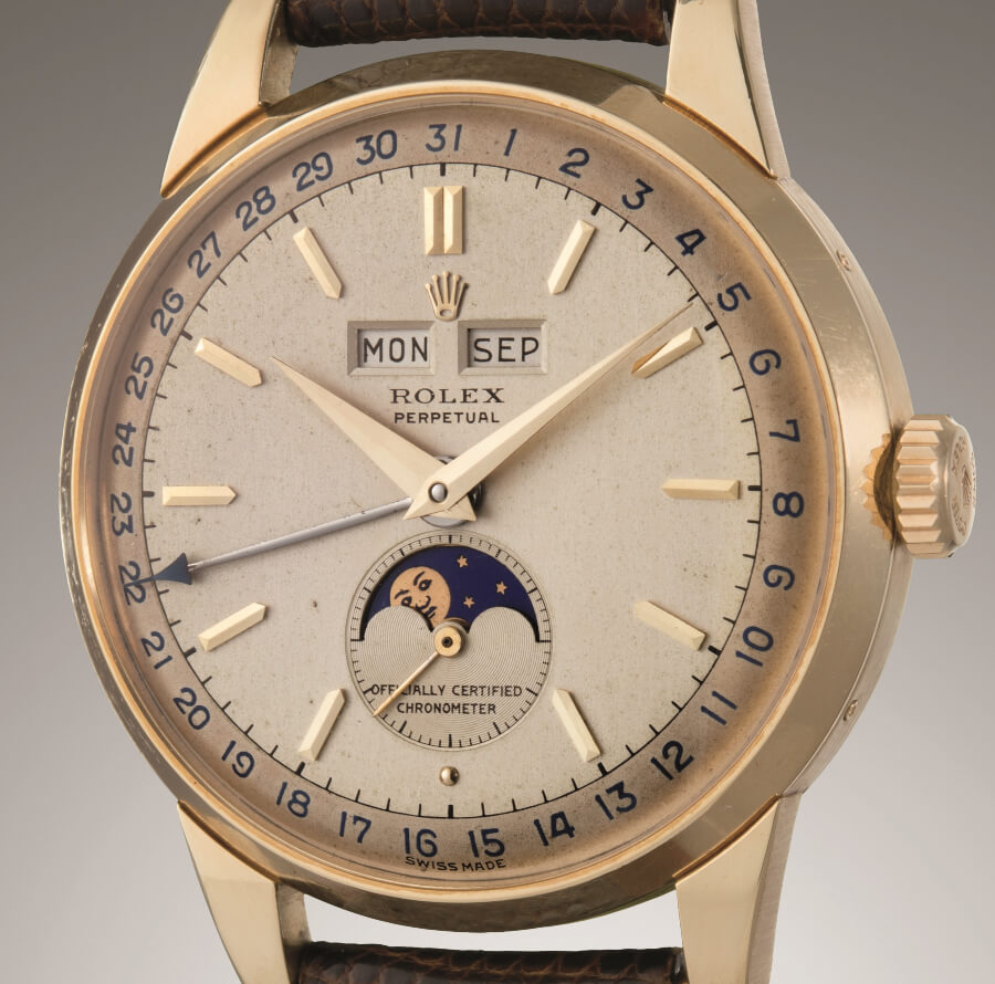 Rolex Reference 8171, circa 1951