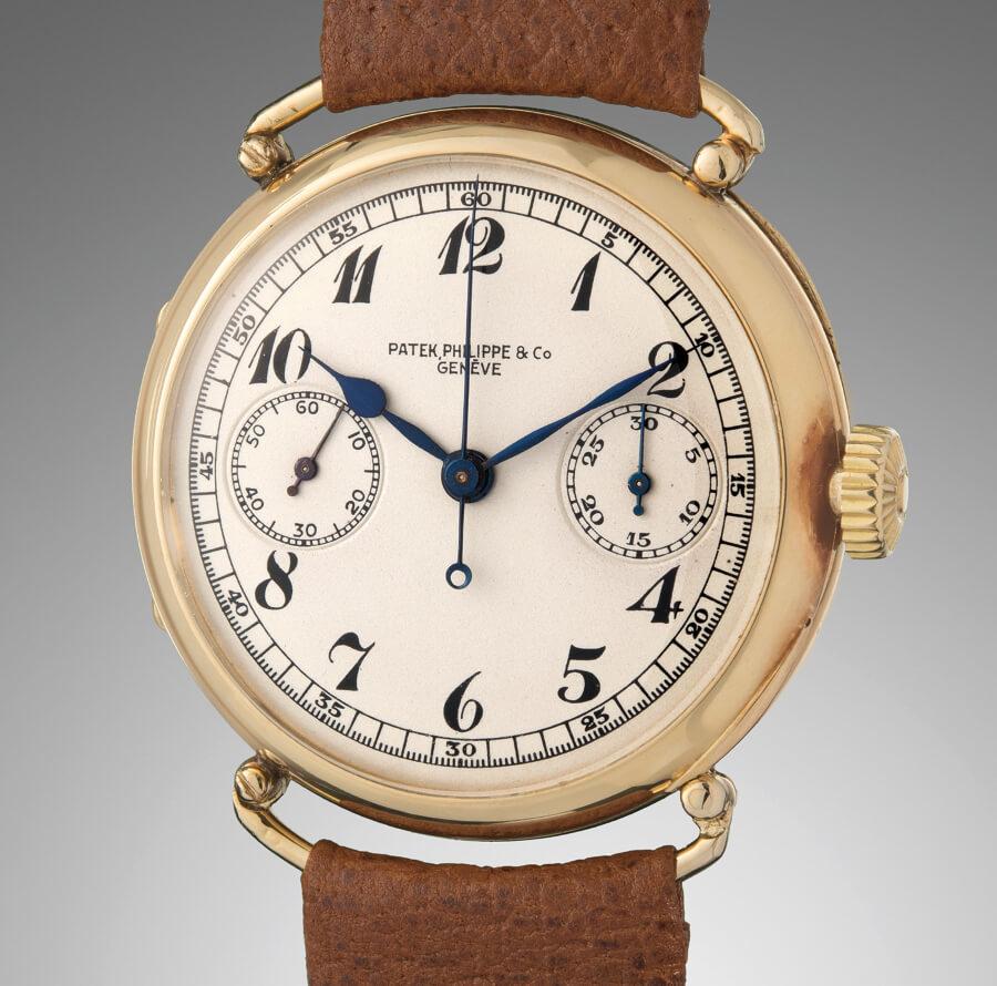 Patek Philippe Circa Vintge Chronograph