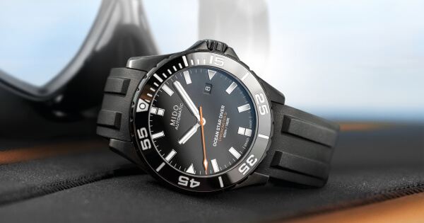 Mido Ocean Star Diver 600 (Price, Pictures and Specifications)