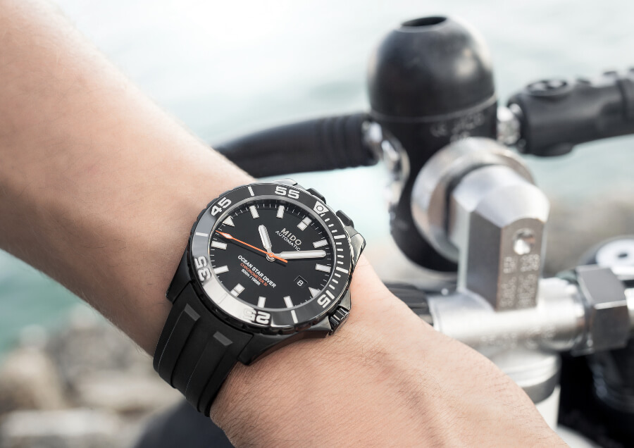 Mido Ocean Star Diver 600 Watch Review