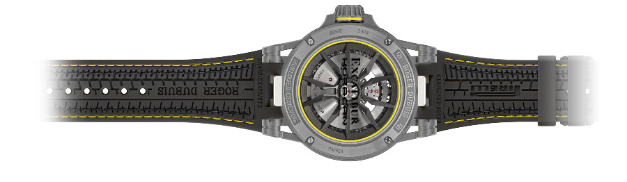 Roger Dubuis Strap