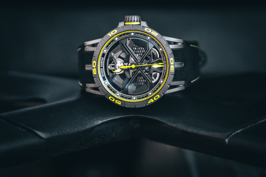 Roger Dubuis Excalibur Huracan Performante Watch Review