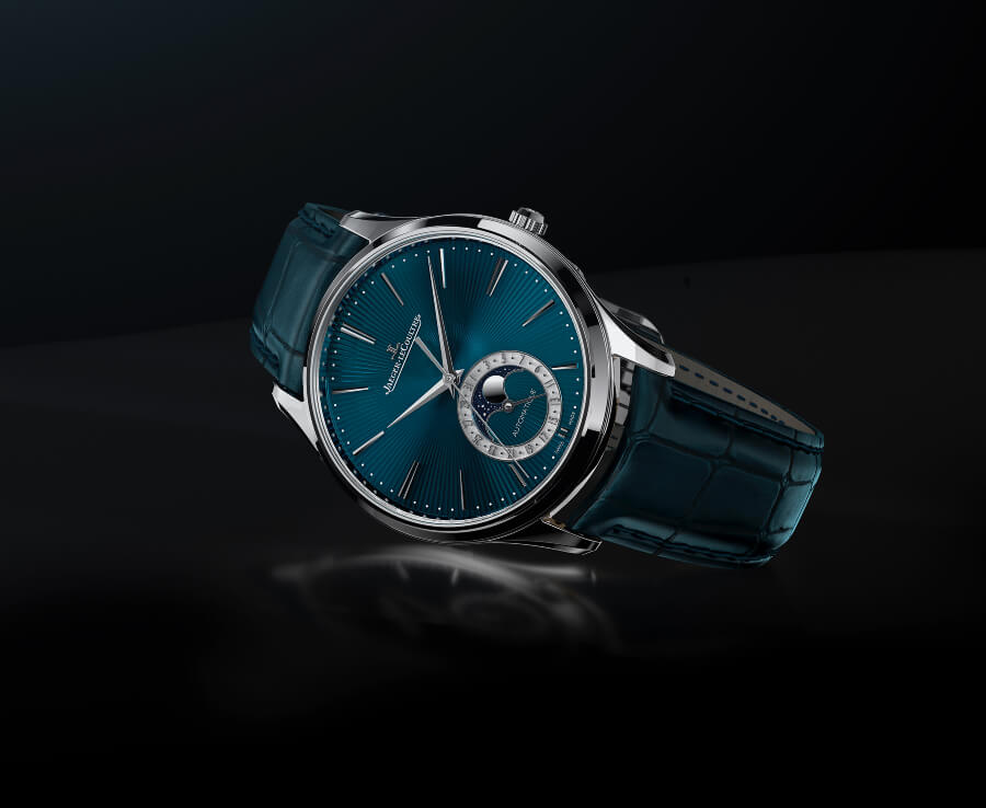 SIHH 2019 Jaeger LeCoultre Master Ultra Thin Moon Enamel