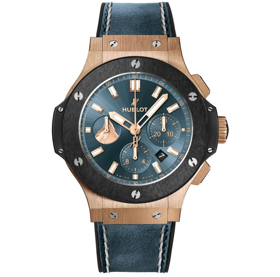 Hublot Big Bang Zermatt Gold